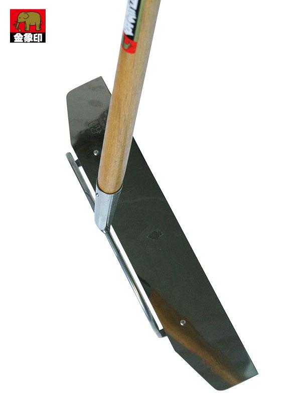 金象印 ステンレス 板レーキ 450