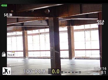 防水・防塵・耐衝撃の工事現場用カメラ TG-5 工一郎